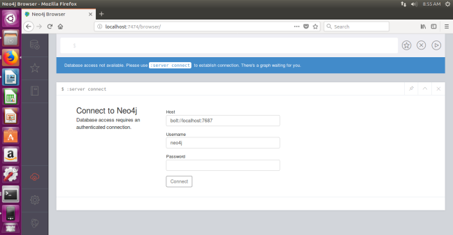 Neo4j-browser