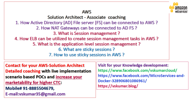 AWS-Session management-AD-FS