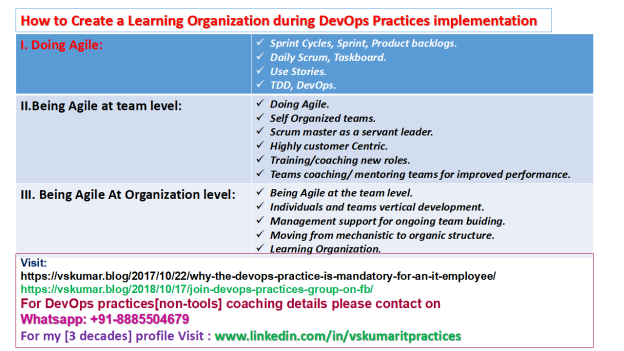 Create Learning-DevOps organization.png