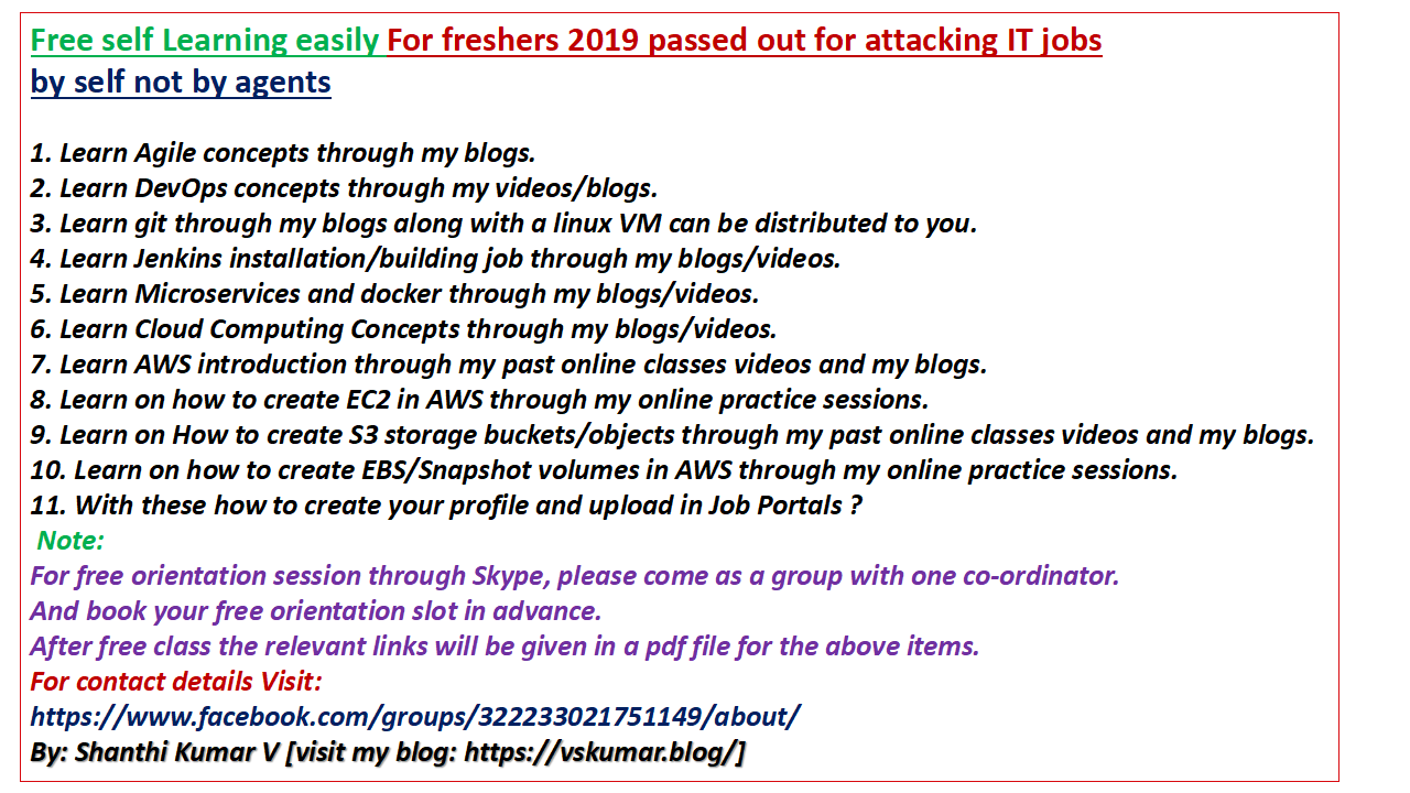 Free-orientation-for Freshers-2019